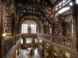 Gladstone's Library review