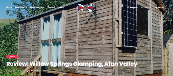 glamping-afan